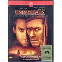 [DVD] 에너미 앳 더 게이트 - Enemy At The Gates (미개봉)