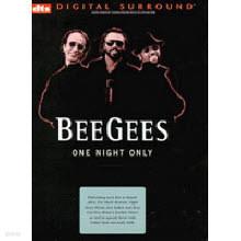 [DVD] Bee Gees - One Night Only : Spectrum DVD POP Sampler Vol.2포함 (미개봉)