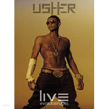 [DVD] Usher - Live Evolution 8701 : Spectrum DVD POP Sampler Vol.2포함 (미개봉)