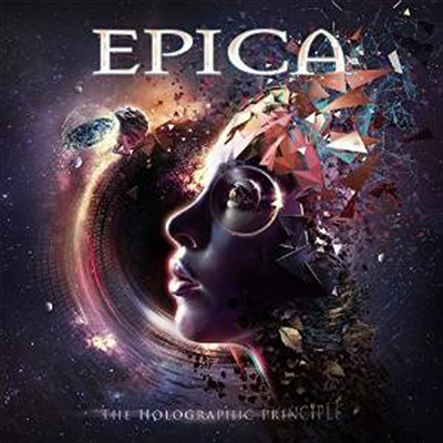 Epica - Holographic Principle (Limited Edition)(2CD)(Digipack)