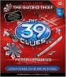 The 39 Clues #3 : The Sword Thief (Audio CD)
