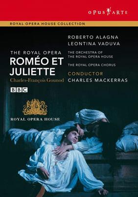구노 : 로미오와 줄리엣 - 로베르토 알라냐, 찰스 메케라스