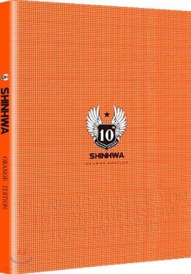 신화 10주년 콘서트 DVD + 화보집 (Orange Edition)