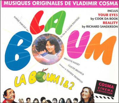 라붐 1 & 2 영화음악 (La Boum 1 & 2 OST by Vladimir Cosma)
