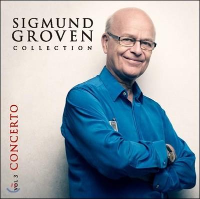 Sigmund Groven (지그문트 그로븐) - Collection Vol.3 Concerto