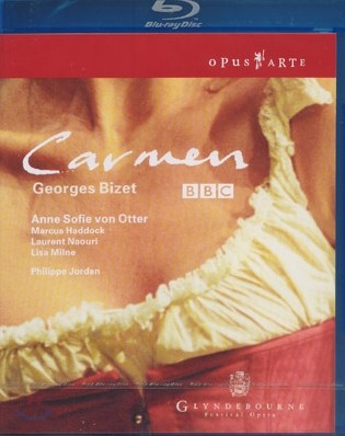 Anne Sofie von Otter 비제 : 카르멘 - 안네 소피 폰 오터 (Bizet : Carmen)