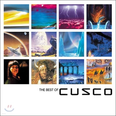 Cusco - The Best Of Cusco 쿠스코 베스트 앨범