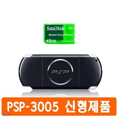 PSP 3005 콘솔+샌디스크 8GB(PSP3005)