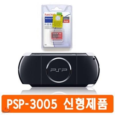 PSP 3005 콘솔+샌디스크 4GB(PSP3005)
