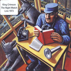 King Crimson - The Night Watch (Live At The Amsterdam Concertgebouw November 23rd 1973)