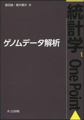 統計學One Point(1)ゲノムデ-タ解析