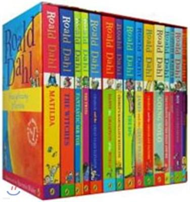 Roald Dahl 15종 Collection