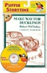 [������]Make Way for Ducklings (Paperback & CD Set)