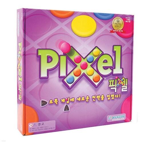 [멘사셀렉트게임] 픽셀(Pixel) - 신개념 오목게...