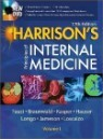 Harrison's Principles of Internal Medicine, 17/E (2 Volume Set) with DVD