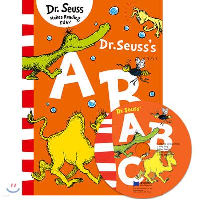 [노부영]Dr. Seuss's ABC (Paperback & CD Set)