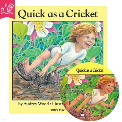 [노부영 세이펜]Quick as a Cricket (원서 & 노부영 부록 CD)
