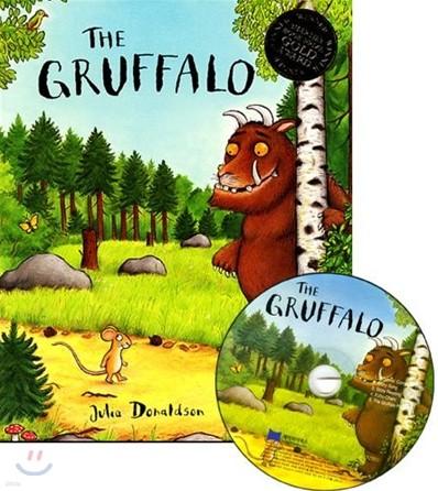 [노부영]The Gruffalo (Board Book & CD Set)