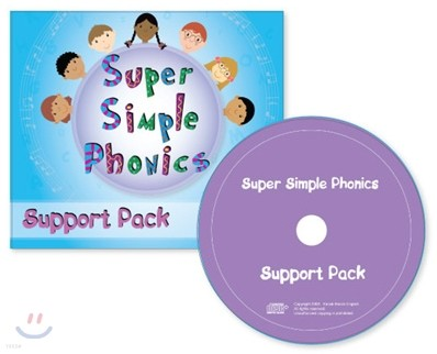 Super Simple Phonics Support Pack