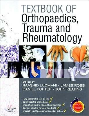 Textbook of Orthopaedics, Trauma & Rheumatology