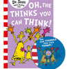 [��ο�]Oh, the Thinks You Can Think! (Paperback & CD Set)