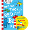 [노부영]One Fish Two Fish Red Fish Blue Fish (Paperback & CD Set)