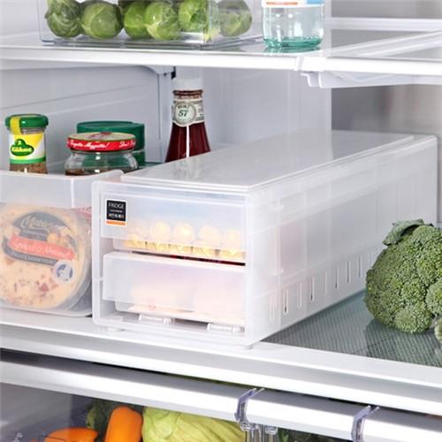 냉장고 서랍 저안트레이 B형(수납2칸)