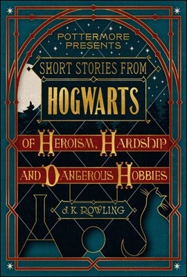 Short Stories from Hogwarts of Heroism, Hardship and Dangerous Hobbies (trial version)