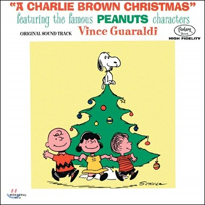 Vince Guaraldi Trio 찰리 브라운 크리스마스 음악 (A Charlie Brown Christmas)