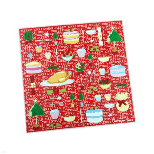 CVD CARD - CHRISTMAS DINNER (CCXM011)