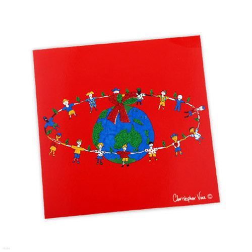 CVD CARD - GLOBAL WARMING (CCXM010)