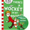 [��ο�]There's a Wocket in My Pocket (Paperback & CD Set)
