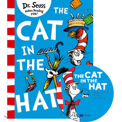 [노부영]The Cat in the Hat (Paperback & CD Set)