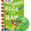[��ο�]Green Eggs and Ham (Paperback & CD Set)