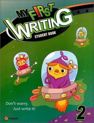 My First Writing 2 : Student Book