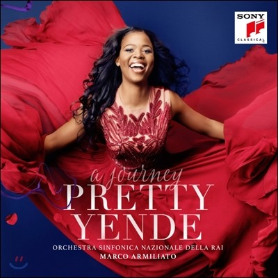 Pretty Yende 프리티 옌데의 데뷔앨범 - 여행: 오페라 아리아집 (A Journey)