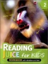 Reading Juice for Kids 2 : Workbook