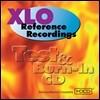 XLO Test & Burn In CD (����� ��Ʈ 24K Gold CD)