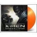 엑스맨: 아포칼립스 영화음악 (X-Men Apocalypse OST by John Ottman) [오렌지&옐로우 믹스 컬러 바이닐 2 LP]