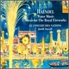 Jordi Savall 헨델: 수상 음악, 왕궁의 불꽃놀이 (Georg Friedrich Haendel: Water Music, Music For The Royal Fireworks) 조르디 사발