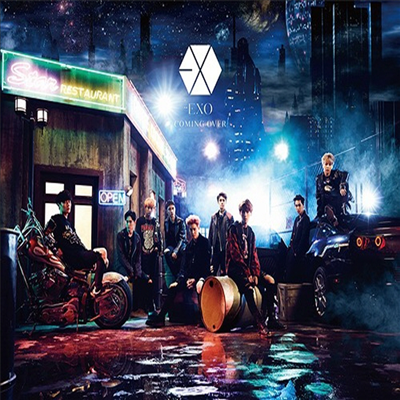 엑소 (Exo) - Coming Over (CD+DVD) (초회한정반)