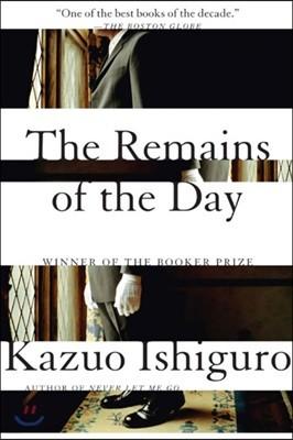 [예약판매] The Remains of the Day