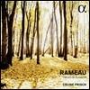 Celine Frisch 라모: 클라브생[하프시코드] 소품집 (Rameau: Pieces de Clavecin) 셀린느 프리쉬