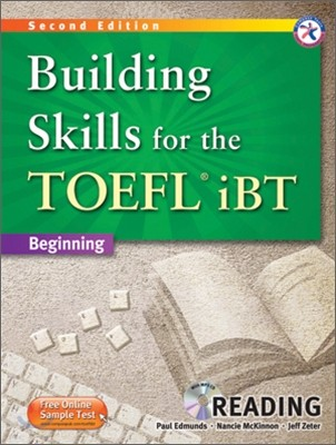 Building Skills for the TOEFL iBT Reading : Beginning, 2/E