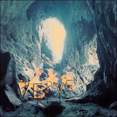 The Verve - A Storm In Heaven 버브 데뷔 앨범 [LP]