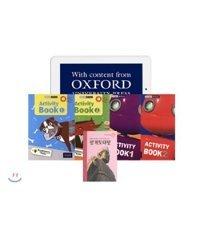 OXFORD 글로벌 리딩탭 + 프라임 위인전