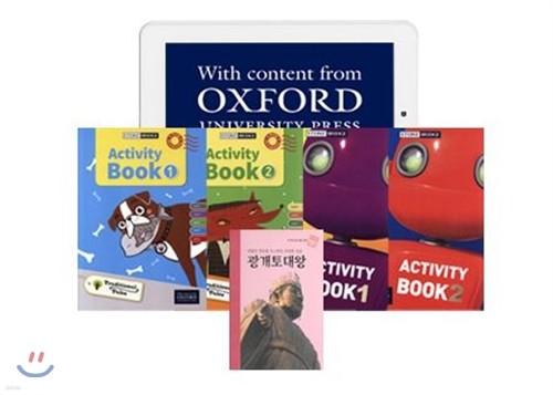 OXFORD 스톤브릿지 글로벌 리딩탭 + eBook (프라임 위인전 )