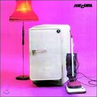 Cure (큐어) - Three Imaginary Boys [LP]