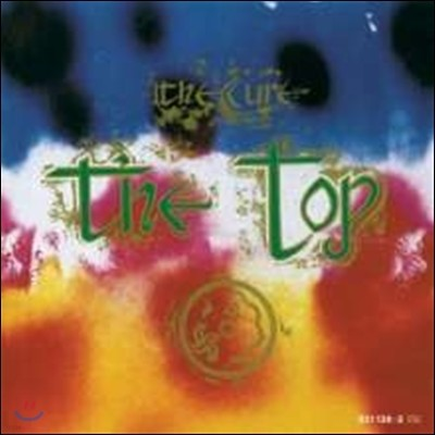 Cure (큐어) - The Top [LP]