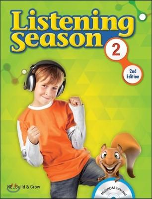 Listening Season 2 [2nd Edition]
